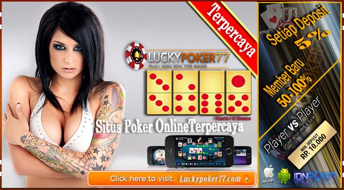Situs Poker Online | Permainan Judi Kartu Poker Online